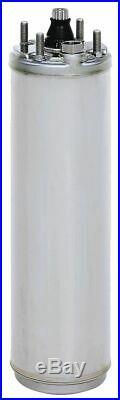 1/2 HP Deep Well Submersible Pump Motor, Capacitor-Start, 3450 Nameplate RPM
