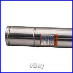 20m Cable 4 inch 1100W 6600 L/H Submersible Bore Hole Deep Well Pump