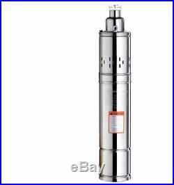 4 Borehole Pump Deep Well Pump Submersible Water Pump Garden Pump Electric Pump