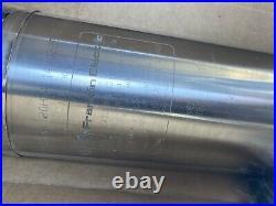 DAYTON 1LZT5, Deep Well Pump, 3 Wire, 20GPM, 1 1/2HP, 230V