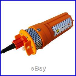 DC 24V Submersible Deep Well Water Pump Solar Battery System for Garden Watering