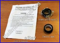 Deep Well Pump, 1HP, 230V, 3.5, 9 stg Max 220' head/25 gpm all S. S