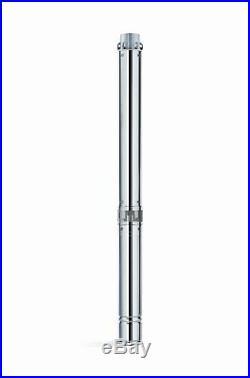 Deep-Well Pump BBC Idrosom 15/60 3600 L/92 M Pump Well Pump Garden Pump