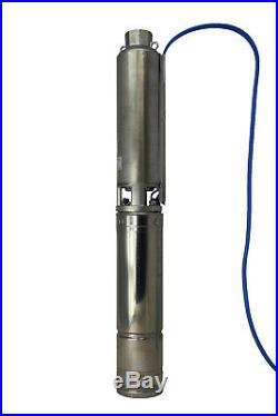 Deep-Well Pump Lowara 8gs 40 9600 L/149 M Fountain Pump Pump Sand 150 G/ Cbm