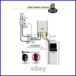 Everbilt 1/2 HP Submersible 3-Wire Motor 10 GPM Deep Well Potable Water Pump