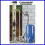 Everbilt 3/4 HP Submersible 3-Wire Motor 10 GPM Deep Well Potable Water Pump