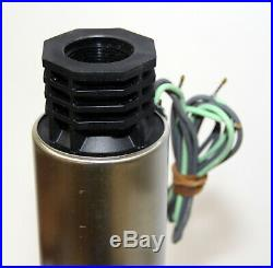 Flotec FP2222-13MS1 4 submersible deep well pump 3/4 HP 230V 2 wire 10 GPM