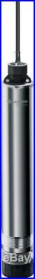 Gardena Premium Deep-Well Pump 5500/5 Inox Well Pump 1489-20 Pressure Pump New