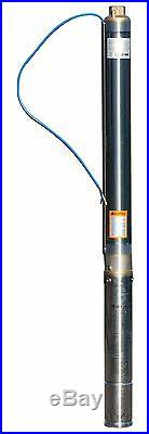 IBO Submersible Deep Well Pump, Borehole, pond, pool, water tank, Clean Water