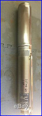 Myers 3ST102-20PLUS-P4-2 Submersible pump deep well irrigation 3 wire 1ph