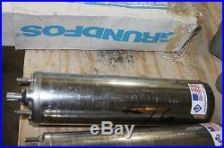 NEW FRANKLIN 2243001918 Deep Well Submersible Pump Motor