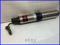 Red Lion 14942402 Submersible Deep Well Pump