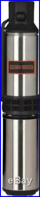 Red Lion 14942405 Submersible Deep Well Pump with Control Box, 1/2-HP 12-GPM 3