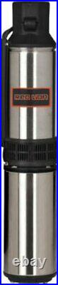 Red Lion RL12G15-3W2V Submersible Deep Well Pump 1-1/2-HP 12-GPM 3-Wire 230-V