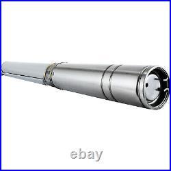 VEVOR 1.5KW Submersible Deep Well Pump 230 V/ 50 Hz Watering Water SCIENTIFIC