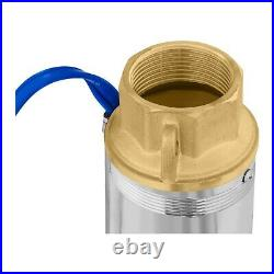 Well Pump Professional Deep Well Pump Stainless Steel Tank Cistern 10 800 L/H