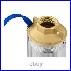 Well Pump Professional Deep Well Pump Stainless Steel Tank Cistern 4800 L/H